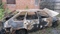 В Сатке сгорела стайка, в Бакале – автомобиль, в Сулее – баня