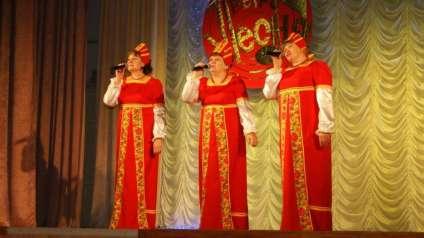 В Саткинском районе прошёл традиционный фестиваль ретро-песни