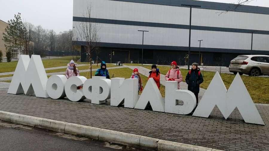 Саткинцы побывали на Кремлёвской ёлке в Москве
