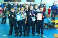 Юные боксёры из Межевого.
