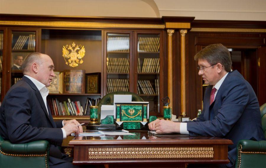 Челябинский губернатор ставит задачу поиска инвесторов для ТОСЭР вмоногороде Бакал