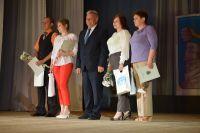 Бакальцам вручили награды в честь юбилея города