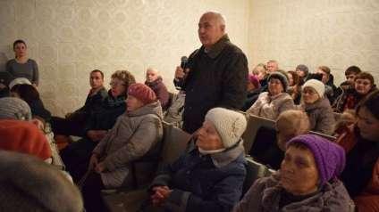 Жители Межевого приняли участие в дискуссионной площадке программы