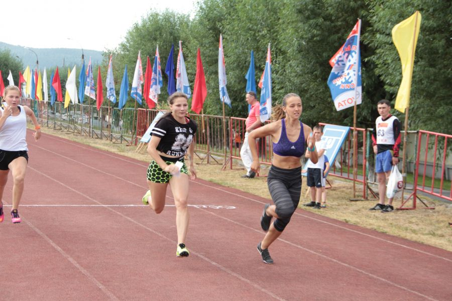 Новгородская команда отправилась воВладимир наII Всероссийский фестиваль ГТО